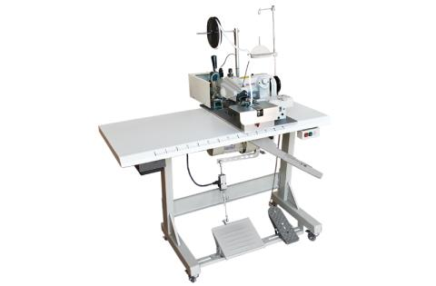 1200/1 BELT-LOOP MAKING MACHINE WITH IRONING SYSTEM (BLIND STITCH)