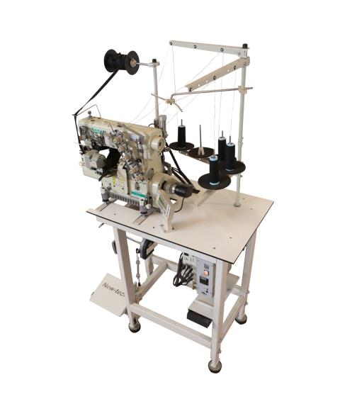 1200/5 AUTOMATIC SEWING SYSTEM FOR SEWING TROUSERS BOTTOM