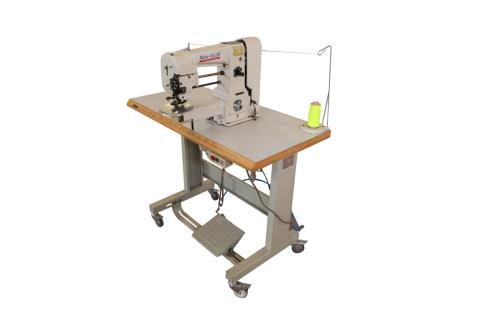 1250/3 SINGLE THREAD BLIND STITCH SPOT TACKING MACHINE