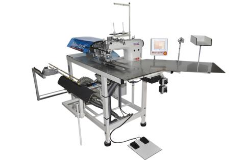3500/1 AUTOMATIC PLACKET SETTING MACHINE (LOCK STITCH)